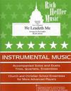 Heffler, R.: He Leadeth Me (violin & piano)