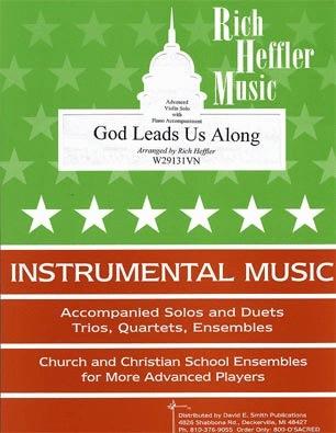 Heffler, R.: God Leads Us Along (violin & piano)