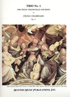 LudwigMasters Chaminade, Cecile: Piano Trio No.1 Op.11 (violin, cello, piano)