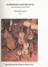 LudwigMasters Enesco, Georges: Symphonie Concertante Op.8 (cello & piano)