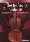Alfred Music Barber, B.: Solos for Young Violinists, Vol.4 (violin & piano) Summy-Birchard