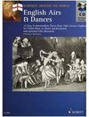 Barlow, Jeremy: English Airs & Dances (violin, piano, optional cello)
