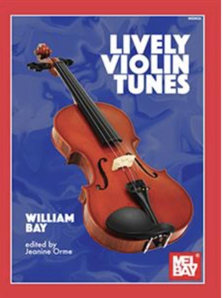 Mel Bay Bay: Lively Violin Tunes (violin solo) MELBAY