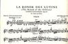 International Music Company Bazzini, Antonio: La Ronde des Lutins-Round of the Goblins Op.25 (violin & piano)