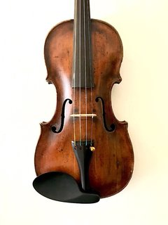 Old German 4/4 violin, 1820's, Hopf school, AS-iS