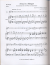 Murray (Heffler, ed): Away in a Manger (violin & piano)