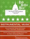 Heffler, R.: The Church's One Foundation (violin & piano)