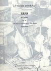 LudwigMasters Dvorak, Antonin: Trio in G mi Op.26 (violin, cello, piano)