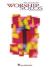 HAL LEONARD Moore, Larry: Worship Solos (Piano accompaniment)