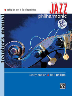 Alfred Music Sabien: Jazz Philharmonic (score.teacher's manual & CD)