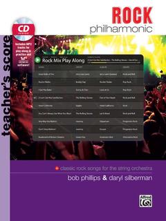 Alfred Music Phillips, B. & Silberman, D.: Rock Philharmonic (teacher's score)