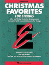 HAL LEONARD Conley, L.: (Score) Christmas Favorites for Strings (CD)