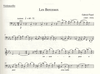 Barenreiter Faure, Gabriel: 4 Melodies (cello & piano) Barenreiter