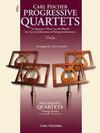 Carl Fischer Gazda, Doris: Progressive Quartets (4 violas)