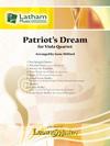 LudwigMasters Milford, G: Patriot's Dream (4 violas) Latham.