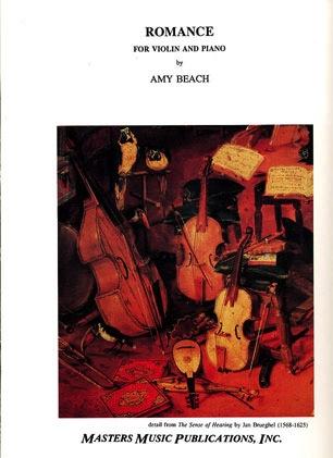 LudwigMasters Beach: Romance (violin & piano) LudwigMasters