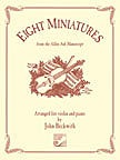Beckwith: Eight Miniatures from Allen Ash Manuscript (violin & piano)