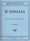 International Music Company Beethoven, L. van (Kreisler): 10 Sonatas 2 part set (Violin & Piano)