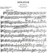 Alfred Music *OUT OF PRINT* Beethoven, L.van Sonata Op.12#2 A maj (violin & piano)