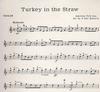 HAL LEONARD Herfurth: Turkey in Straw (violin & piano)