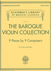 HAL LEONARD Herrmann: (Collection) The Baroque Violin Collection (violin)