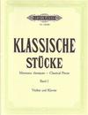 Hermann: Classic Pieces Vol.1 (violin & piano)