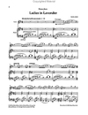 Faber Music Hess, Nigel: Theme from Ladies in Lavender (violin & piano)