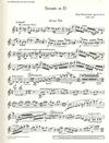 Hindemith, Paul: Sonata in D Op.11#2 (violin & piano)