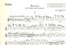 Hindemith, Paul: Violin Concerto, 1939 (violin & piano)