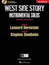 HAL LEONARD Bernstein, L.: West Side Story Instrumental Solos (viola, piano & CD of piano accompaniments)