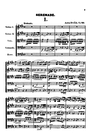 Kalmus Dvorak: (study score) Serenade for Strings, Op.22 (string orchestra) Kalmus