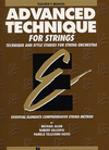 HAL LEONARD Allen, M., Gillespie, R., & Hayes, P.T.: (Score) Advanced Technique (teacher's manual)