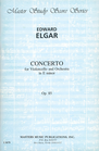 LudwigMasters Elgar, Edward: (Score) Concerto for Violoncello and Orchestra in E minor, Op.85 (cello, and orchestra)