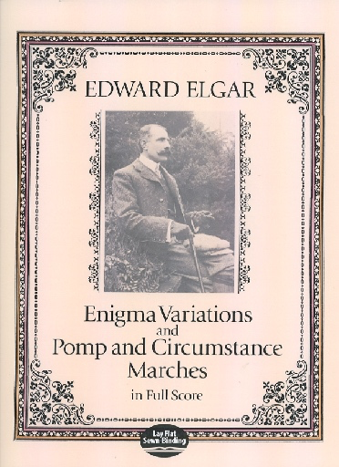 Alfred Music Elgar, E.: Enigma Variations and Pomp and Circumstance Marches (full orchestra)