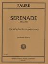 International Music Company Faure, Gabriel: Serenade Op.98 (cello & piano)