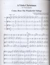 LudwigMasters Stuen-Walker, Elizabeth: A Viola Christmas for Viola Quartet, score and parts
