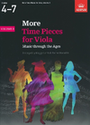 Lamb, M/Meredith, R. (arr.): More Time Pieces for Viola, Grades 4-7 (viola and piano)