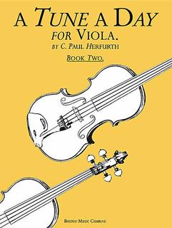 HAL LEONARD Herfurth: A Tune A Day, Vol.2 (viola)