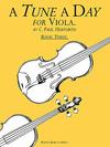 HAL LEONARD Herfurth: A Tune A Day, Vol.3 (viola)
