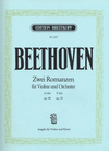 Beethoven, L.van: Romances Op.40/50 (violin & piano)