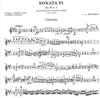 Alfred Music *OUT OF PRINT* Beethoven, L.van (Gulli): Sonata Op.30#1 in A major (violin & piano)
