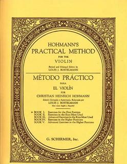 HAL LEONARD Hohmann, C.H.: Practical Violin Method Vol.1