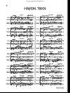 Kalmus Haydn, F.J.: Piano Trios Vol.1,#1-6 Kalmus edition (violin, Cello, Piano)