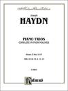 Kalmus Haydn, F.J.: Piano Trios Vol.3,#13-17 Kalmus edition (violin, Cello, Piano)