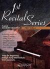 HAL LEONARD Curnow, James: 1st Recital Series for Viola (piano accompaniment)