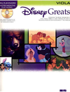 HAL LEONARD Disney Greats (viola & CD)