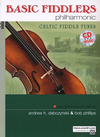 Alfred Music Dabczynski, A.: Basic Fiddlers Philharmonic - Celtic Fiddle Tunes (viola & CD)