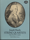 Haydn, F.J.: Dover SCORE String Quartets Op.20, 33
