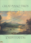 Dover Publications Haydn, F.J.: (Dover score) Great Piano Trios (piano trios) Dover Publications