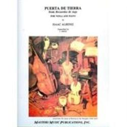LudwigMasters Albeniz, Isaac: Puerta de Tierra Bolero (viola & piano)
